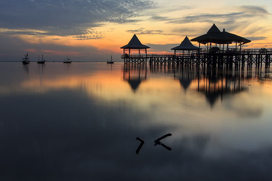 Good Morning Kenjie by Andreas Hie - Landscapes Sunsets & Sunrises
