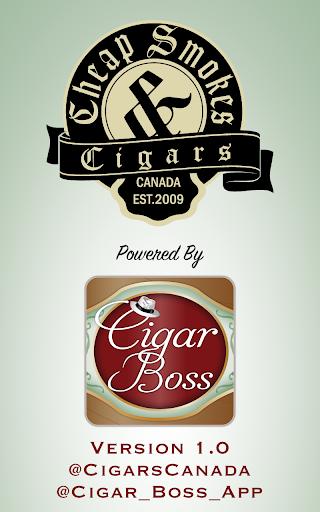 Cheap Smokes Cigars Canada