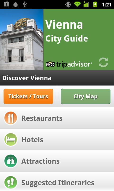 Vienna City Guide screenshot #1