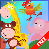 Hidden Animals Free for Kids