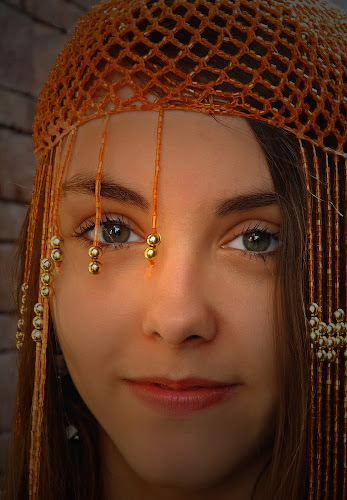 The Levantine Beauty by Ivan Anchev - People Portraits of Women