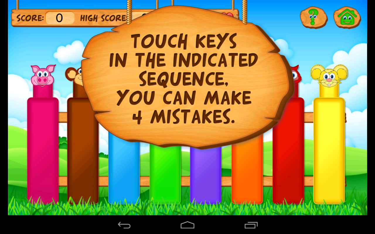 123 Kids Fun MEMO - screenshot