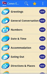 Learn Khmer Conversation Pro screenshot 0