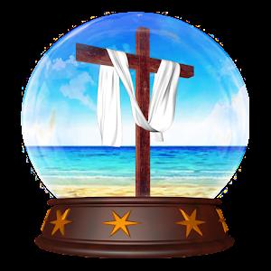 Jesus 3D Globe