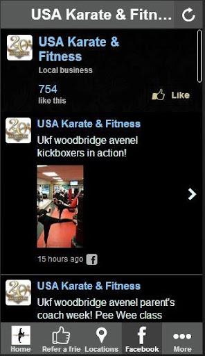 USA Karate Fitness