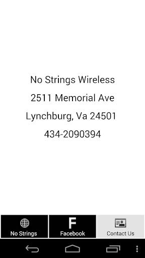 【免費購物App】No Strings Wireless-APP點子