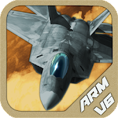 F22 Fighter Desert Storm-Armv6