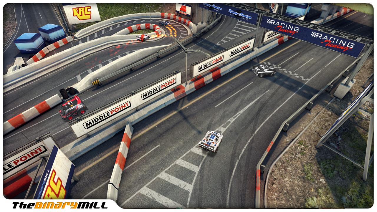 Mini Motor Racing screenshot #23