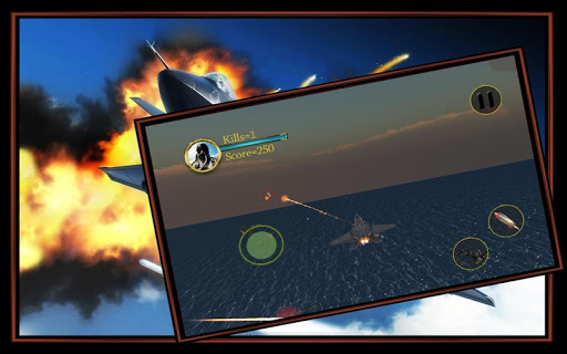 玩街機App|空气 空间 喷气式飞机 战斗机 3D免費|APP試玩