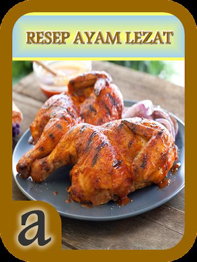 Resep Ayam Lezat