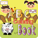ABC Coloring Book(Alphabet) icon