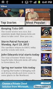 Fox 4 Now - WFTX - screenshot thumbnail