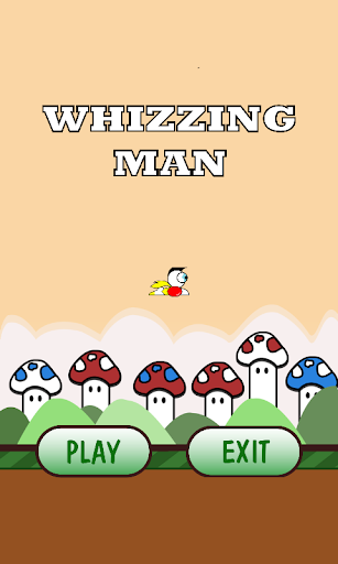 Whizzing Man HD