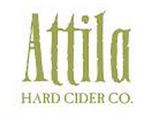 Logo for Attila Hard Cider