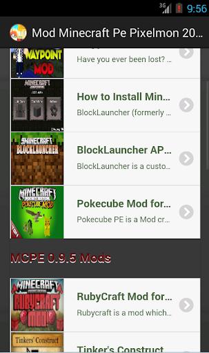 Mod Minecraft Pe Pixelmon News