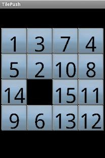 TilePush (free)- screenshot thumbnail