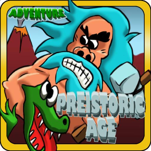 선사 시대 모험 冒險 App LOGO-APP試玩