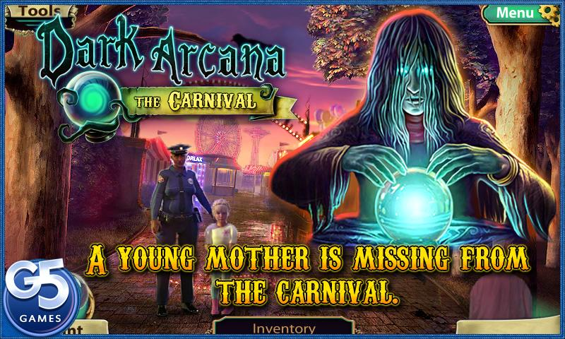 Dark Arcana: The Carnival - screenshot