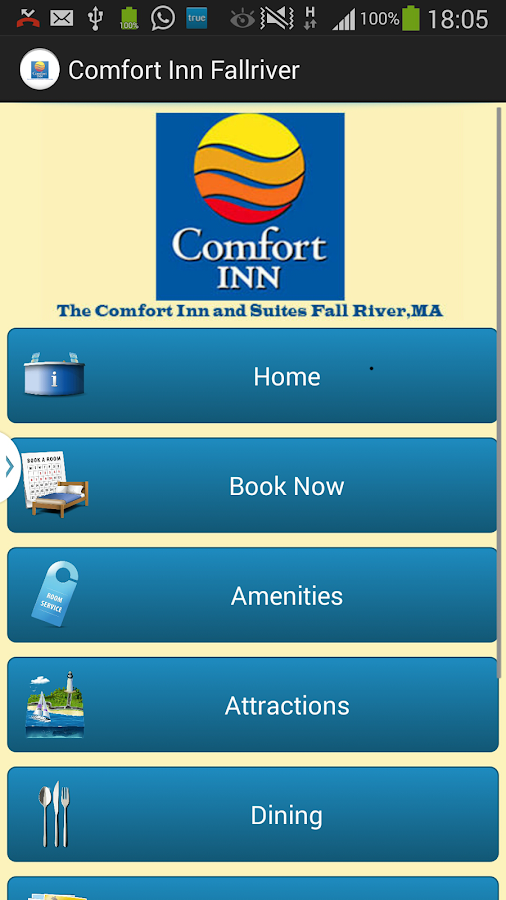 Comfort Inn Amp Suites Fallriver Android Apps On Google Play