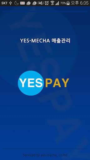 예스메카 YesMecha 결제및매출관리