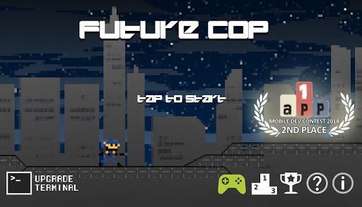 FutureCop - Run and Gun