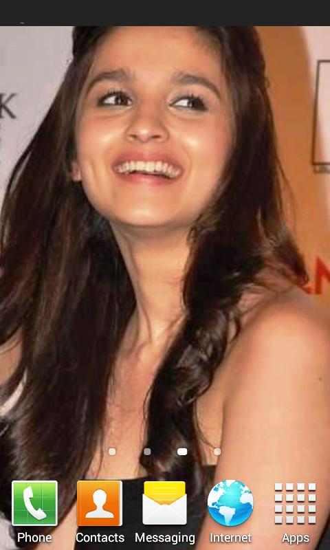 Cute Alia Bhatt Wallpapers - screenshot