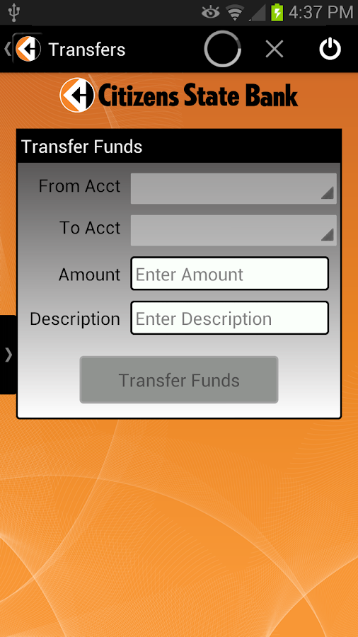 Citizens State Bank Mobile - screenshot
