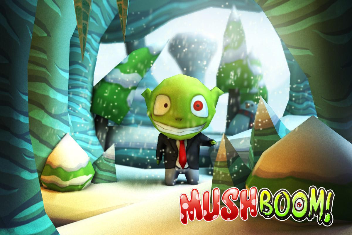 Mushboom- screenshot