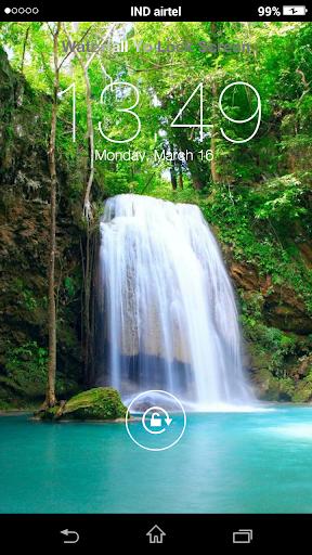 Waterfall Yo Locker HD