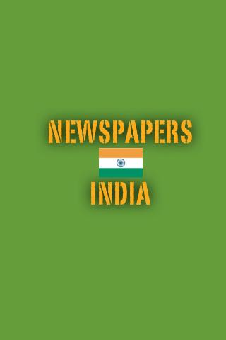 NEWSPAPERS INDIA