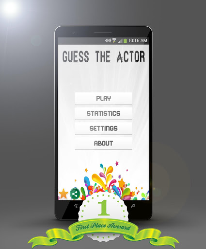 Guess The Actor Celebrity Quiz