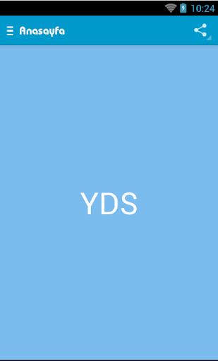 【免費教育App】Yds-APP點子