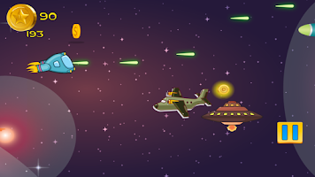Screenshot of Star Trek Game