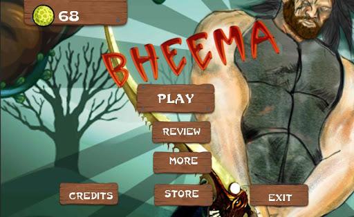 BHEEMA -THE TOUGHEST WARRIOR