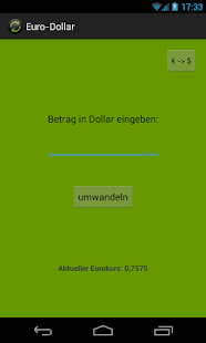 Euro-Dollar- screenshot thumbnail