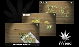 Screenshot of iWeed - roll a spliff