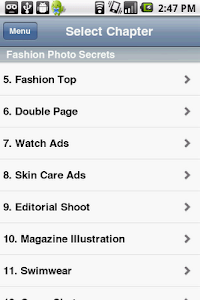 Fashion Photo Secrets screenshot 2
