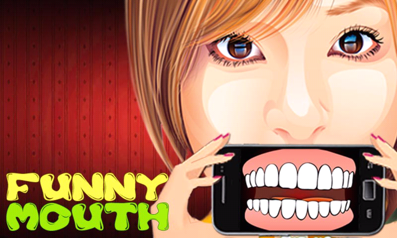 Funny Mouth- screenshot