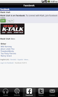 K-Talk Radio- screenshot thumbnail
