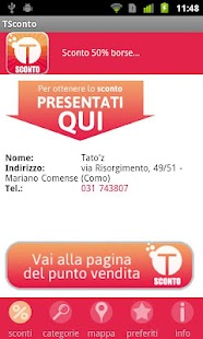 T-Sconto- screenshot thumbnail