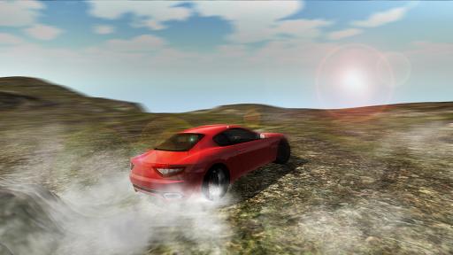 Sport Coupe 3D Simulator