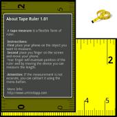 TapeRuler