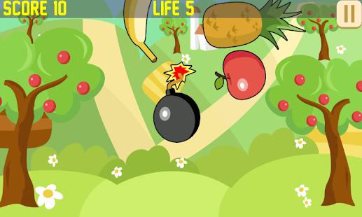 切水果遊戲 - APP試玩 - 傳說中的挨踢部門