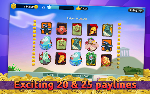 Best Casino - Slot Machines - screenshot thumbnail