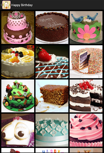Happy Birthday Greetings - Android Apps on Google Play
