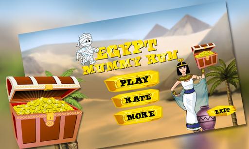 Egypt Mummy Run