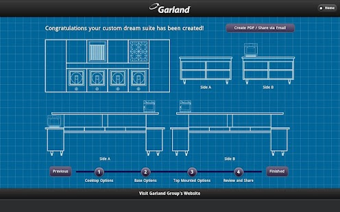 Manitowoc Garland Suites- screenshot thumbnail