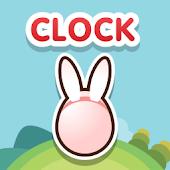StarPet Clock Widget - Pink ra