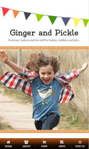 Ginger and Pickle
