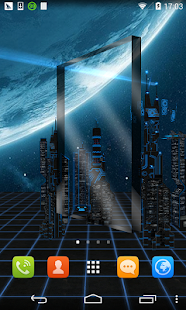 BASE 3D LIVEWALLPAPER LWP